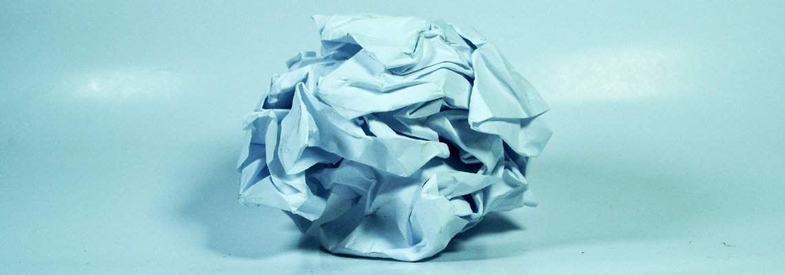 crushed-paper
